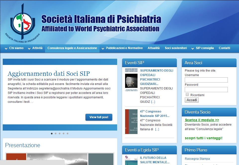 www.psichiatria.it
