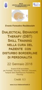Corso DBT1