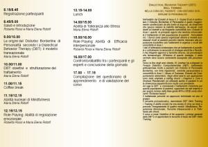 Corso DBT3