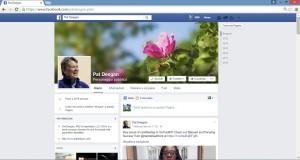 facebook pat deegan