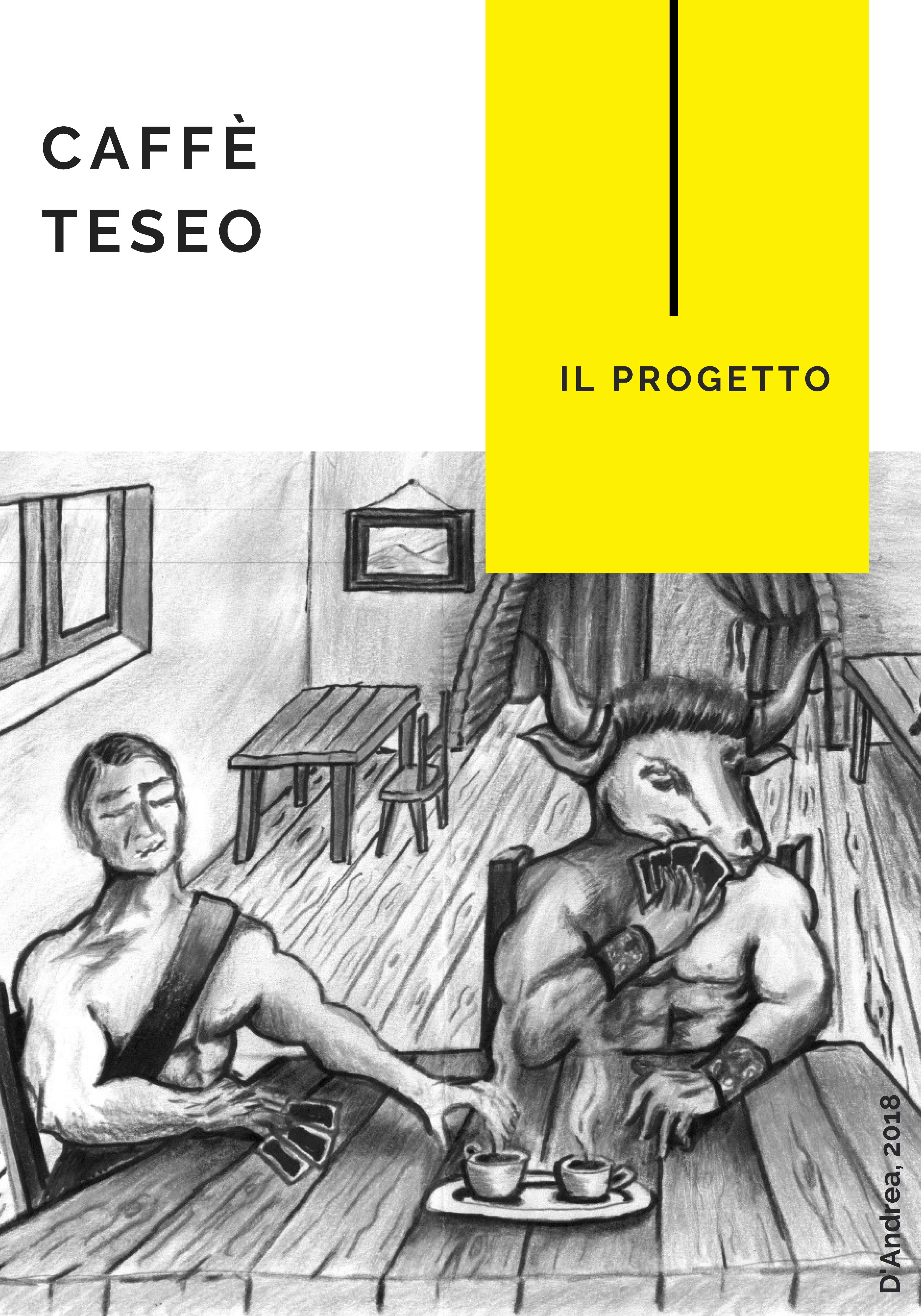 """Progetto """"Caffè Teseo"""" – UOSD SPARS e CSM di Potenza"""